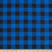 Flannel Buffalo Plaid Royal