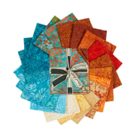 Island Batik Cabana Fat Quarter Pack 20pcs
