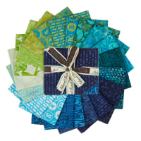 Island Batik Just My Type Fat Quarter Pack 20pcs