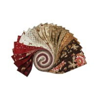 "Maywood Studio Ruby 2.5"" Strips 40pcs Multi"