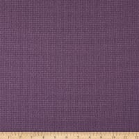 Maywood Studio Woolies Flannel Basket Weave Purple