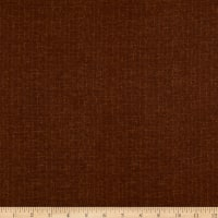 Maywood Studio Woolies Flannel Crosshatch Brown