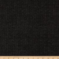 Maywood Studio Woolies Flannel Crosshatch Charcoal
