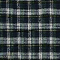 Yarn Dyed Flannel Plaid (Bolt, 15 Yds) Green