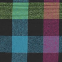 "1 1/2"" Check Flannel (Bolt, 15 Yds) Multi Colored"