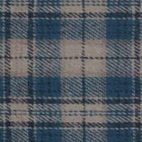 Yarn Dyed Flannel Plaid (Bolt, 15 Yds) Navy/Khaki