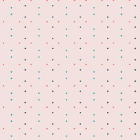 Art Gallery Everlasting Dotted Veil Pale Pink