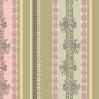 Art Gallery Dashing Roses Palm Lace Ribbons