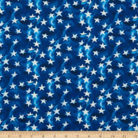 Henry Glass American Truckers Tossed Star Navy