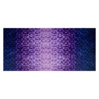 Shannon Hoffman Digital Minky Cuddle BackSplash Plum