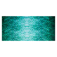 Shannon Hoffman Digital Minky Cuddle BackSplash Seagrass