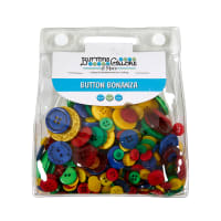 Buttons Galore Button Bonanza Grab Bag Primary