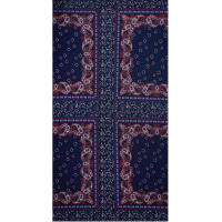 Fabtrends Ity Bandana Navy Red