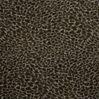 Fabtrends Sweater Knit Leopard Olive