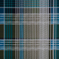Fabtrends Ity With Puff Plaid Teal