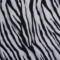 Fabtrends DTY Zebra Grey