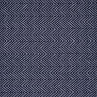 Fabtrends DTY Chevron Dark Navy White