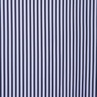 Fabtrends Uneven Stripe Navy White