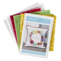 Riley Blake May Pillow Kit of the Month