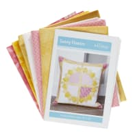 Riley Blake June Pillow Kit of the Month
