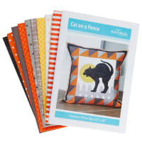 Riley Blake October Pillow Kit of the Month