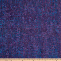 Banyan Batiks Colorfalls 2.0 Circular Illusion Mauve Blue