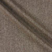 Yarn Dyed Tweed Suiting Lurex Taupe