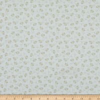 P&B Textiles Little Critters Bee Silver Grey