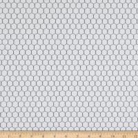 Andover The Coop Chicken Wire White
