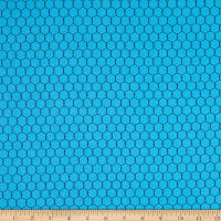 Andover The Coop Chicken Wire Teal