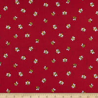 Andover Bumble Bee Red