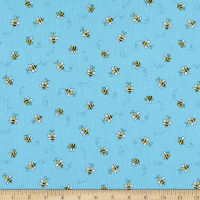 Andover Bumble Bee Teal
