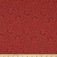 Andover Secret Stash Warms Silhouette Floral Red
