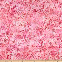 3454 Yellow Pink Watercolour Effect Fat Quarter Rosehip Coral Buttermilk Blush Rouge Strawberry Pink Quilting Cotton Hand Dyed Fabric