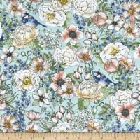 Kaufman Nature's Notebook Floral Spring