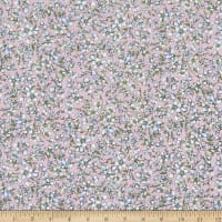 Kaufman Nature's Notebook Small Floral Periwinkle