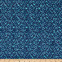 3 Wishes Summer Song Posy Navy