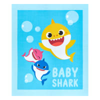 "Nickelodeon Baby Shark Family 35"" Panel Multi"