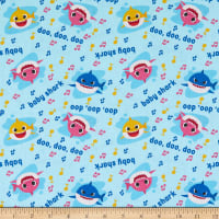 Nickelodeon Baby Shark Music Toss Blue
