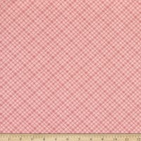 Wilmington A Country Weekend Diagonal Plaid Coral