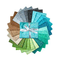 Michael Miller Precut Coco Fat Quarter Bundle 25 Pcs. Multi