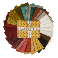 Henry Glass Gratitude & Grace Fat Quarter Bundle 30 Pcs Multi
