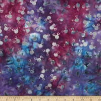 Island Batik Blinded by Science Water Molecules Candy