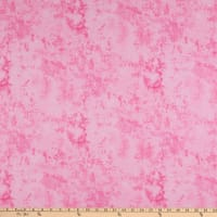 "108"" Wide Back Flannel Marble Pink"