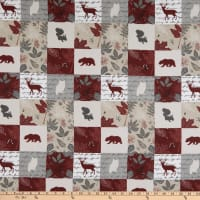 Flannel Wood Patch Wine