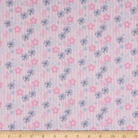 Cotton Dazzly Daisy Pink