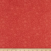Flannel Swirly Red