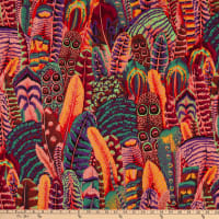 Kaffe Fassett Collective 2021 Feathers Summer