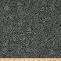 Richloom Fortress Clear Snead Woven Onyx
