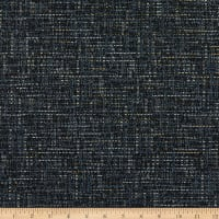 Richloom Fortress Clear Butner Woven Navy